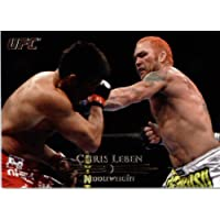 2011 Topps UFC Title Shot / Ultimate Fighting Championship #114 Chris Leben - Mixed Martial Arts (MMA) Trading Card!