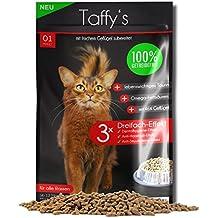 Taffy´s - Comida para gatos - Pienso libre de cereales - Ave