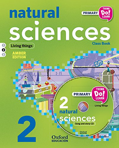 Think Do Learn Natural Science 2nd Primary. Student's Book + CD + Stories Module 2 Amber - 9788467396294