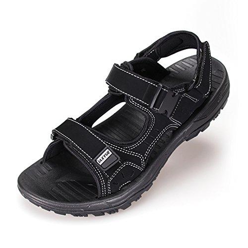 sandales romaines/chaussures de sport pour hommes/Sandales de Sport grande taille/Outdoor sandales d'été A