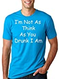 Silk Road Tees Men's Drinking T-Shirt Funny Party Tee Shirt X-Large Navy