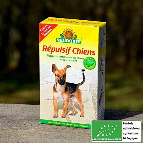 Neudorff Katzenschreck natur Spezial Hunde–Granulat 300g neu-repch