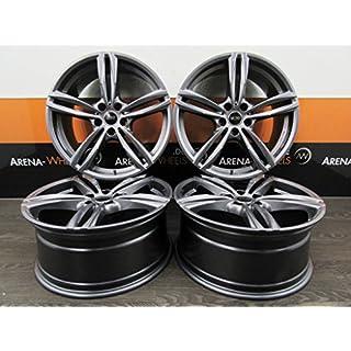 4 Alufelgen AVUS Racing AF15 18 Zoll passend für Mini One Cooper D S F56 F55 Cabrio F57 Clubman F58J NEU