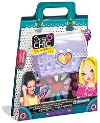 Idea Regalo - Clementoni 15959 - Crazy Chic Trucchi Pochette