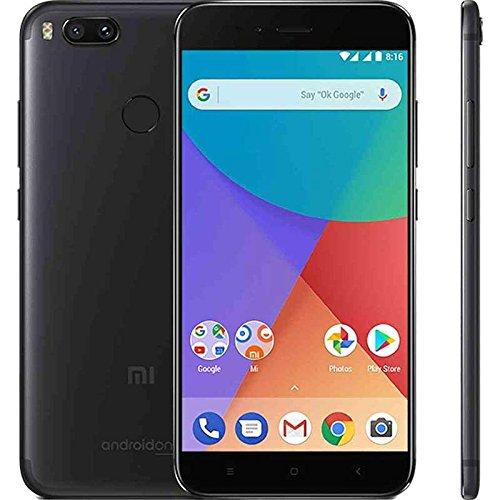 """Xiaomi Mi A1 Dual SIM 4G 32GB Black - smartphones (14 cm (5.5""""), 1920 x 1080 pixels, 32 GB, 12 MP, Android, Black)"""