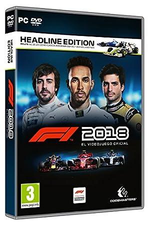 F1 2018 Headline Edition, Windows