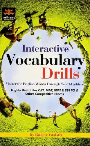 Interactive Vocabulary Drills Master the English Words Through Word-Ladders