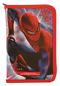 Peppa Pig Anker SPOL - Estuche con Material Escolar, diseño de Las Spiderman