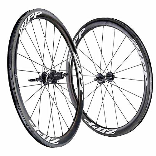 Zipp 302 Carbon Clincher Laufradsatz, Vorderrad + Hinterrad für Drahtreifen mit Felgenbremse (Shimano / Sram)