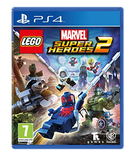 LEGO Marvel Superheroes 2 (PS4) - UK Import