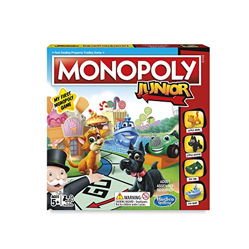 Hasbro Gaming Monopoly Junior Game