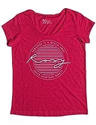 Roxy Damen Bobby Twist Paradise T-Shirt