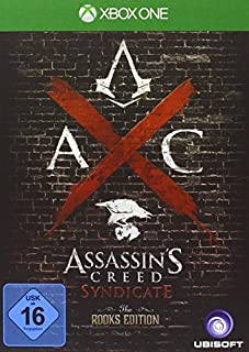 Assassin's Creed Syndicate - The Rooks Edition - [Xbox One] (B00XJTG0X0) | Amazon price tracker / tracking, Amazon price history charts, Amazon price watches, Amazon price drop alerts