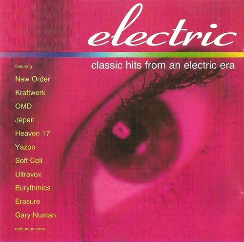 80s New Wave / Electro Hits (Compilation CD, 19 Tracks) (Boy Shorts Cut)