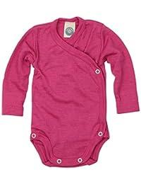 Cosilana - Pelele para bebé de 70% lana y 30% seda