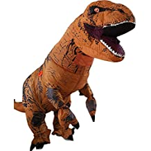 Snuter Disfraz de dinosaurio disfraz de dinosaurio adulto para la mayoría de los adultos, que