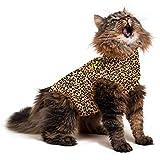 Medical Pet Shirt, kat, XXX-Klein, Luipaard-Print