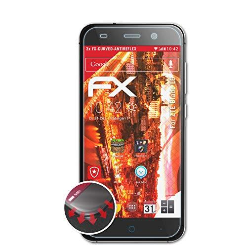 Computer, Tablets & Netzwerk Atfolix 3x Panzerfolie Für Huawei P9 Max Schutzfolie Fx-antireflex Folie