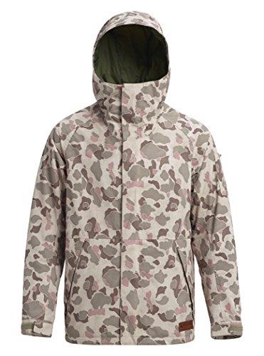 Burton Herren Snowboard Jacke Hilltop Jacket | 09009521128010