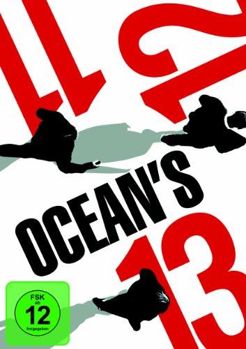 Ocean's Trilogie [3 DVDs]