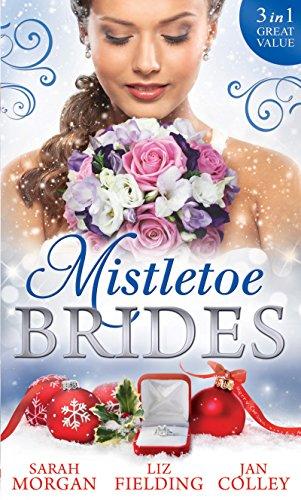 book cover of Mistletoe Brides