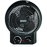 Usha FH 3620 2000-Watt Fan Heater (Black)