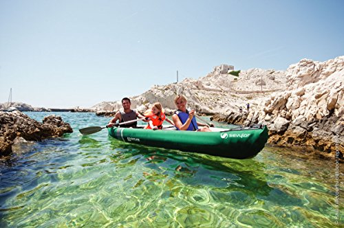Sevylor Canoa Adventure Plus 2 + 1 6