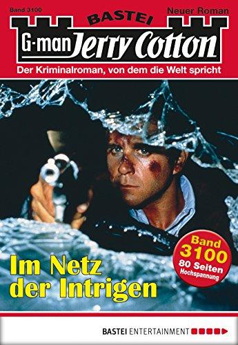 Jerry Cotton - Folge 3100: Im Netz der Intrigen (German Edition) par Jerry Cotton