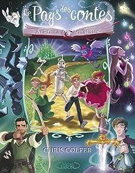 Le pays des contes - tome 4 Au-delà des royaumes