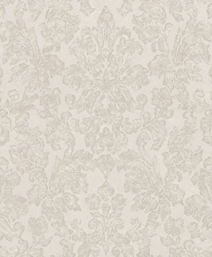 Rasch - Vliestapete - Muster & Motive - Creme/Beige - Motiv 441420 - Belleville