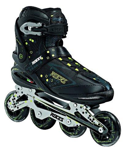 roces-trails-patines-en-lnea-para-hombre-negro-schwarz-lime-talla46