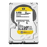 Western Digital 3TB SE-Festplatte (Serial ATA III, 3000GB, 8,89cm (3.5), 9,5W, 9,5W, 8,1W) schwarz