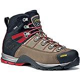 Asolo Men's Fugitive GTX Hiking Boots, Wool / Black, 11 D(M) US
