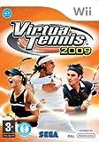 SEGA Virtua Tennis 2009, Wii - Juego (Wii, Nintendo Wii, Deportes, E (para todos))