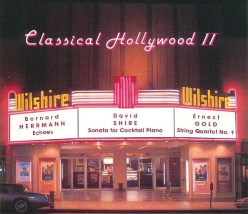 Classical Hollywood, Vol. 2 by The Texas Festival Quartet, David Shire, The Picasso Quartet (1991-05-28)