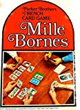 Classic Card Auto Racing Game Mille Bornes Vintage 1971 Edition by Parker Brothers