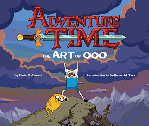 Adventure Time - The Art of Ooo por Pendleton Ward