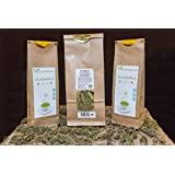 Hemp Tea CBD Oil Tea Organic Eco Bio 100g (leaves and flowers) hemp herb chopped buds cut Finola high CBD Best Taste!