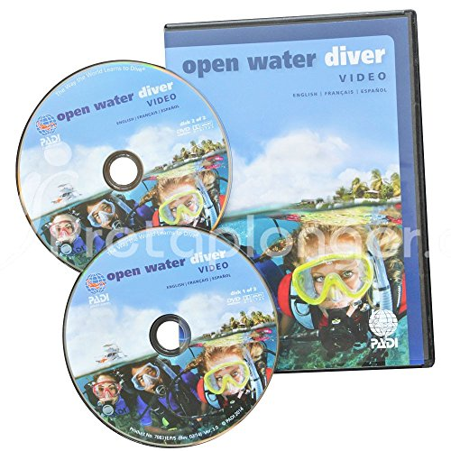 DVD PADI Open Water Diver - 2 disques VF