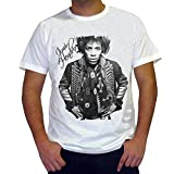Photo de One in the City Jimi Hendrix: Men's T-Shirt Picture Celebrity par One in the City