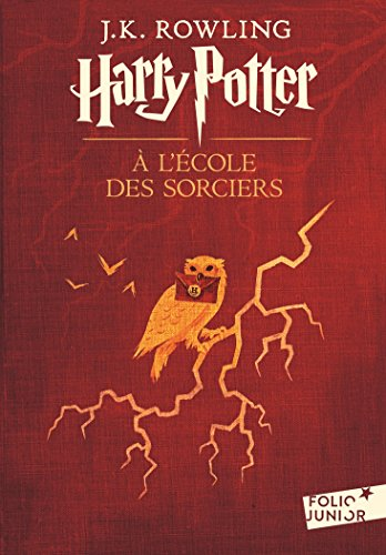 Harry Potter - French: Harry Potter a l'ecole des sorciers FOLIO JUNIOR ED por J. K. Rowling