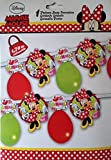 FESTONE PARTY DECORATION MINNIE MOUSE CON PALLONCINI