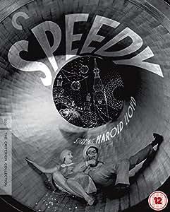 Speedy - Criterion Collection [Edizione: Regno Unito] [Edizione: Regno Unito]