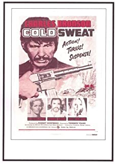 Cold Sweat 1970 by Charles Bronson