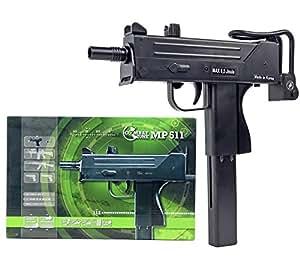 Mitrailleuse airsoft rifle AKSU AEG + 500 billes + lunettes de protection