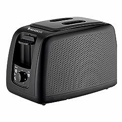 Wonderchef Regalia Monochrome 63152269 780-Watt Toaster (Black)