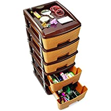 Aufers Megnum 5 Closet Divider(Plastic) |Containers |Drawer Organisers | Drawers for Storage | Drawers for Kids
