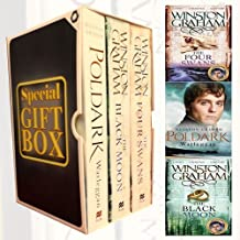 Poldark Series Winston Graham 3 Books Collection Bundle Gift Wrapped Slipcase Specially For You