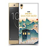 Official Doctor Who Great Wall Illustration Tardis Season