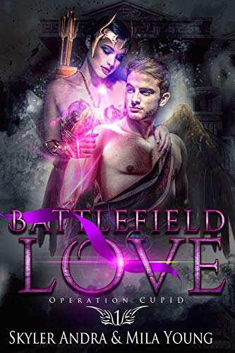 Battlefield Love: A Reverse Harem Romance (Operation Cupid Book 1) (English Edition)